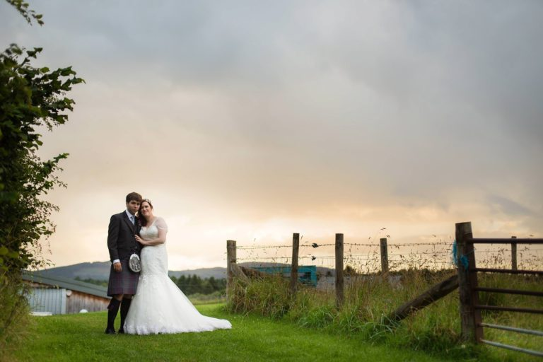 Wedding Photography Aberdeenshire by Fotomaki Photography