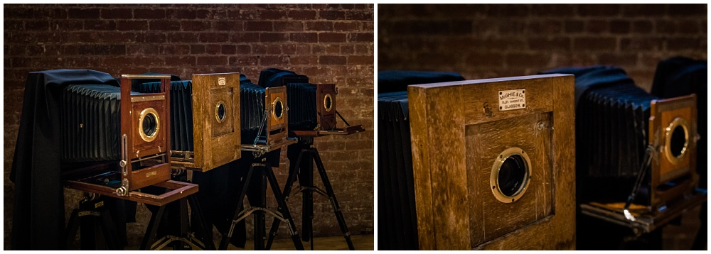 Bygone Photobooth Vintage Cameras by Fotomaki Photography