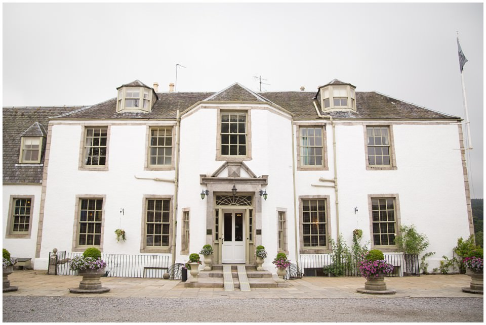Banchory Lodge Wedding Aberdeen