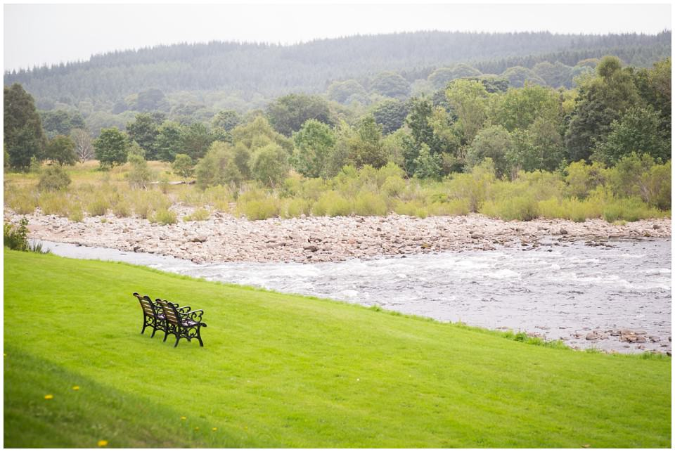 Banchory Lodge Wedding Aberdeen River Dee