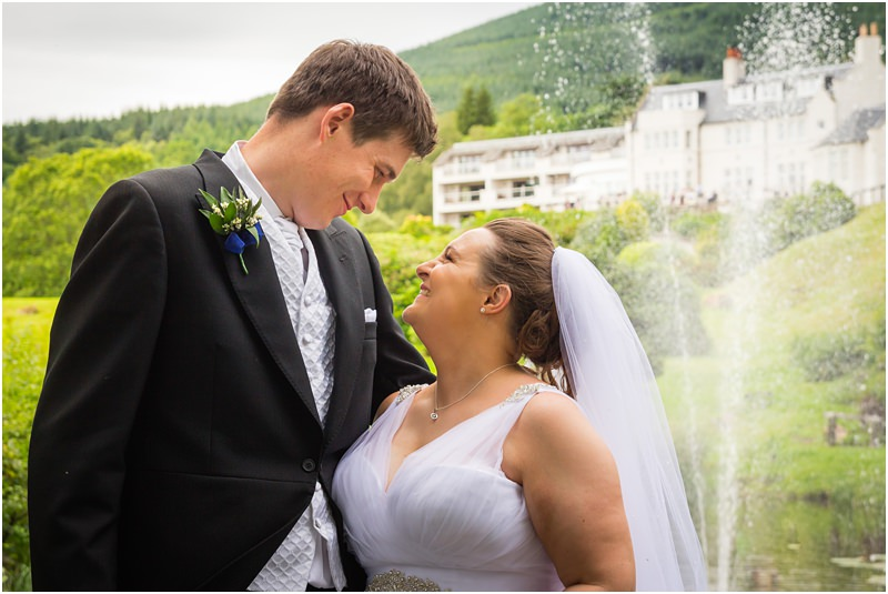 Forest Hills Hotel Wedding Kinlochard Aberfoyle
