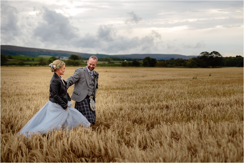 dalduff farm wedding ayrshire barn venues scotland
