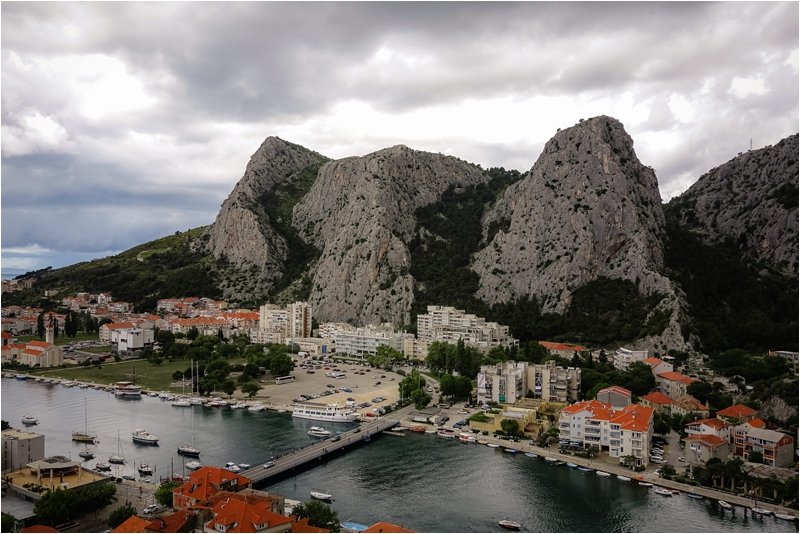 Omis Croatia Travel Guide Dalmatian Coast Days What Where to Visit Dalmatia Cities