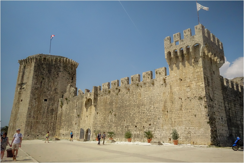 Trogir Croatia Travel Guide Dalmatian Coast Days What Where to Visit Dalmatia Cities