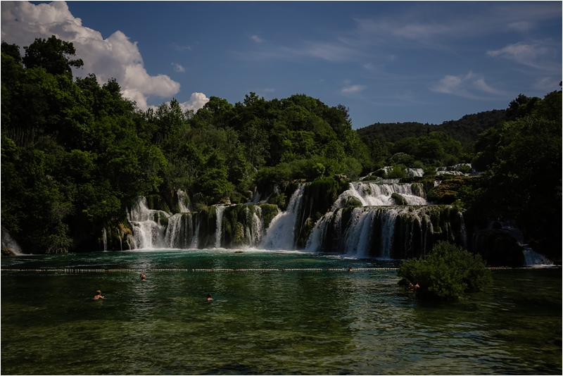 Krka Waterfall Park Croatia Travel Guide Dalmatian Coast Days What Where to Visit Dalmatia Cities