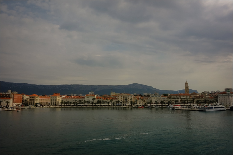 Split Ferry Hvar Croatia Travel Guide Dalmatian Coast Days What Where to Visit Dalmatia Cities