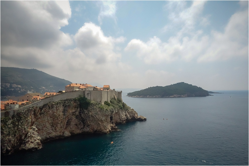 Dubrovnik Croatia Travel Guide Dalmatian Coast Days What Where to Visit Dalmatia Cities