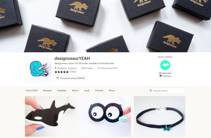 Designosaur Yeah Christmas Gift Buying Guide