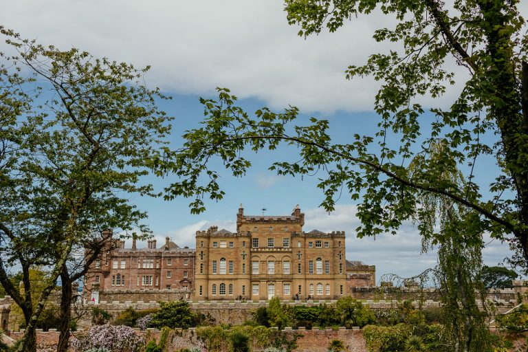 Culzean Castle Wedding Venue Exterior