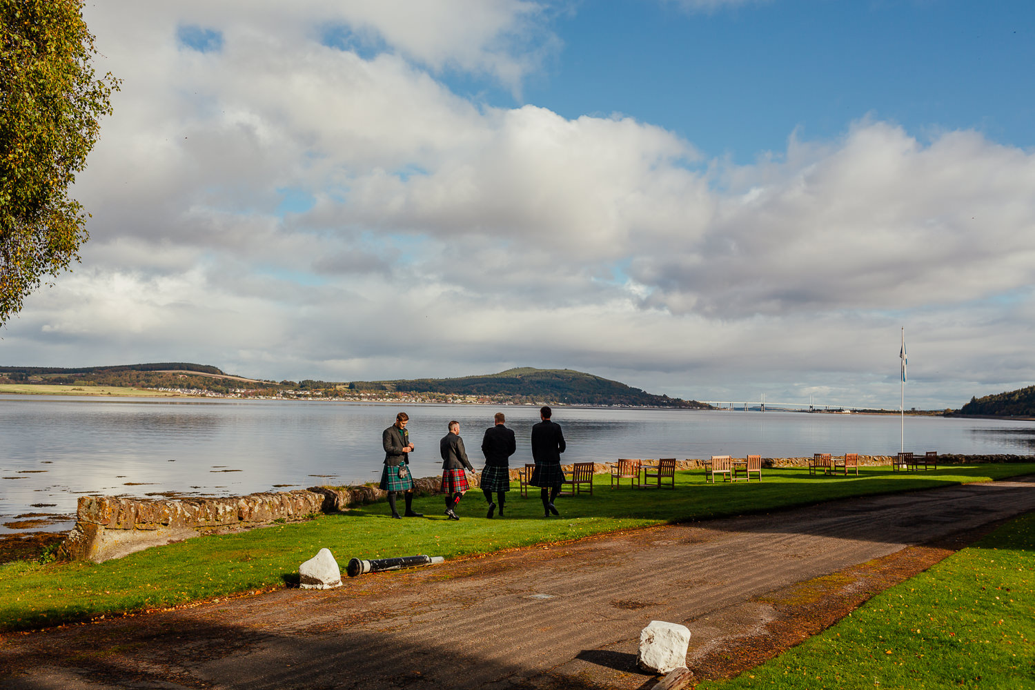 bunchrew house inverness wedding venue beauly firth